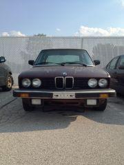 My '86 528e