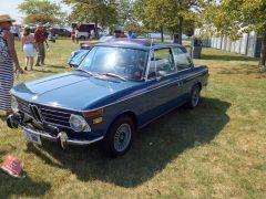 1971 BMW 2002 Sedan